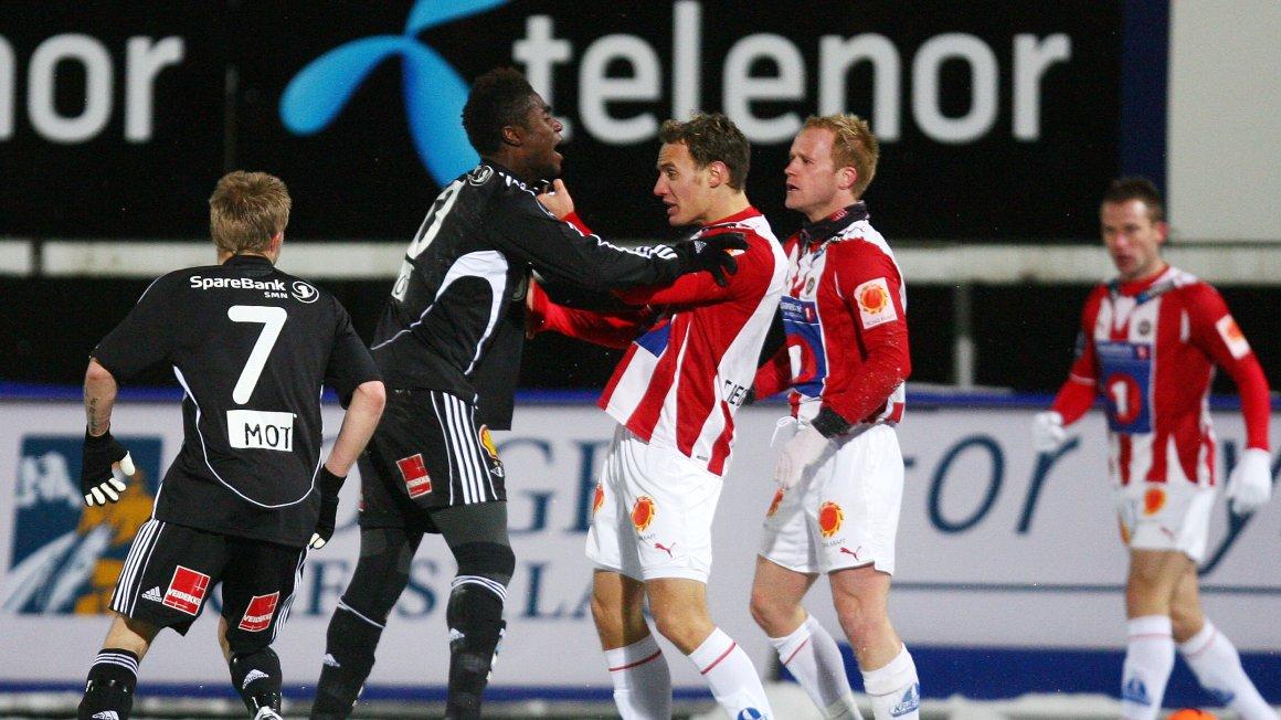 – Hadde en drøm om å spille for Rosenborg