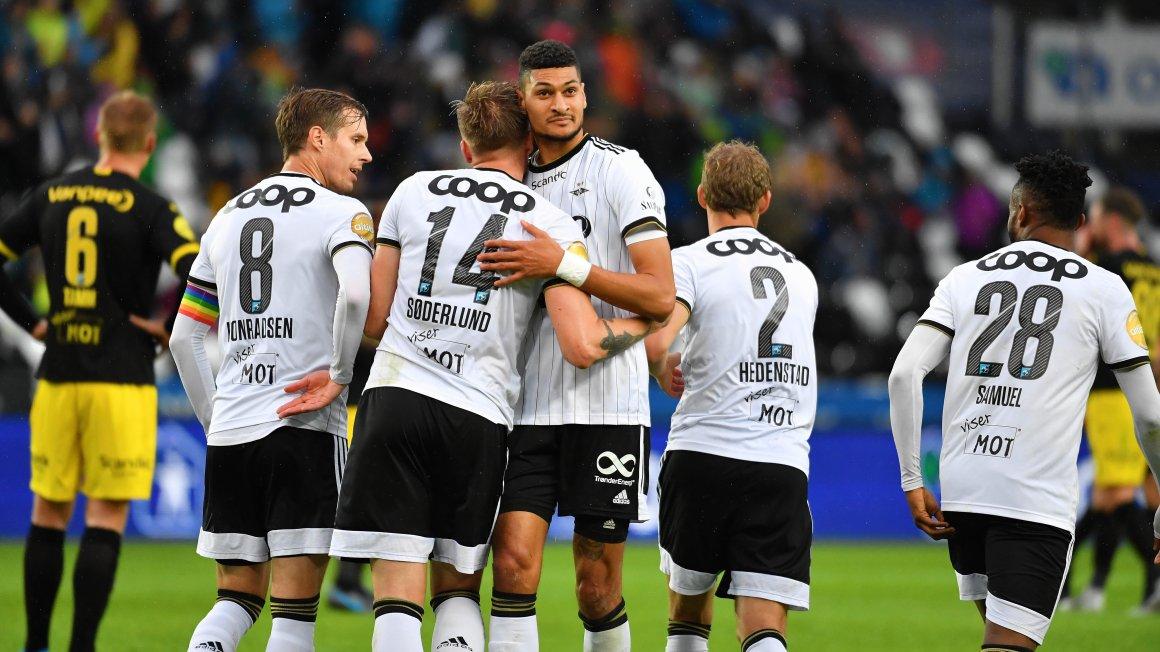 Maars Johnsen-dobbel da RBK slo Lillestrøm