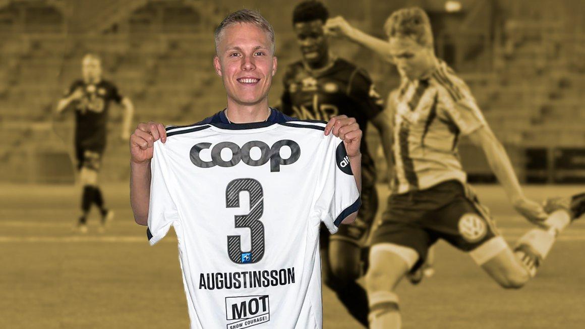 Augustinsson klar for Rosenborg