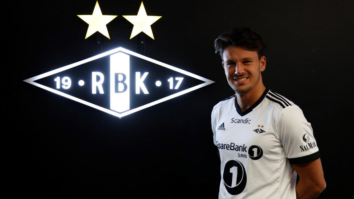 Vecchia klar for Rosenborg
