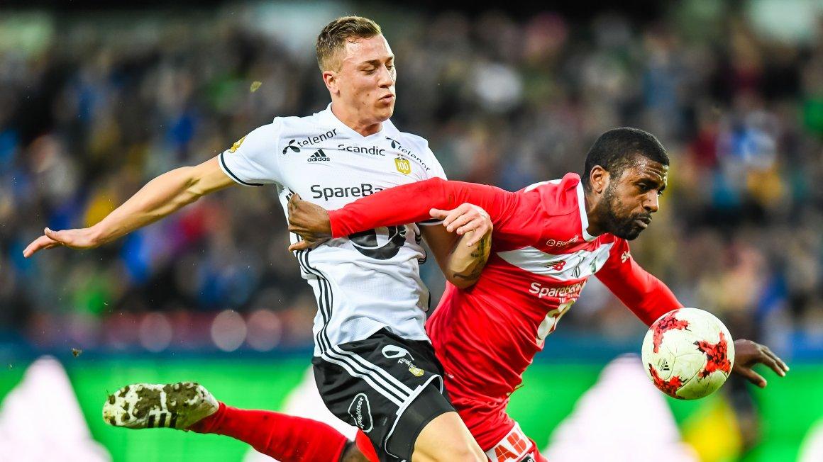 Gersbach solgt til NAC Breda