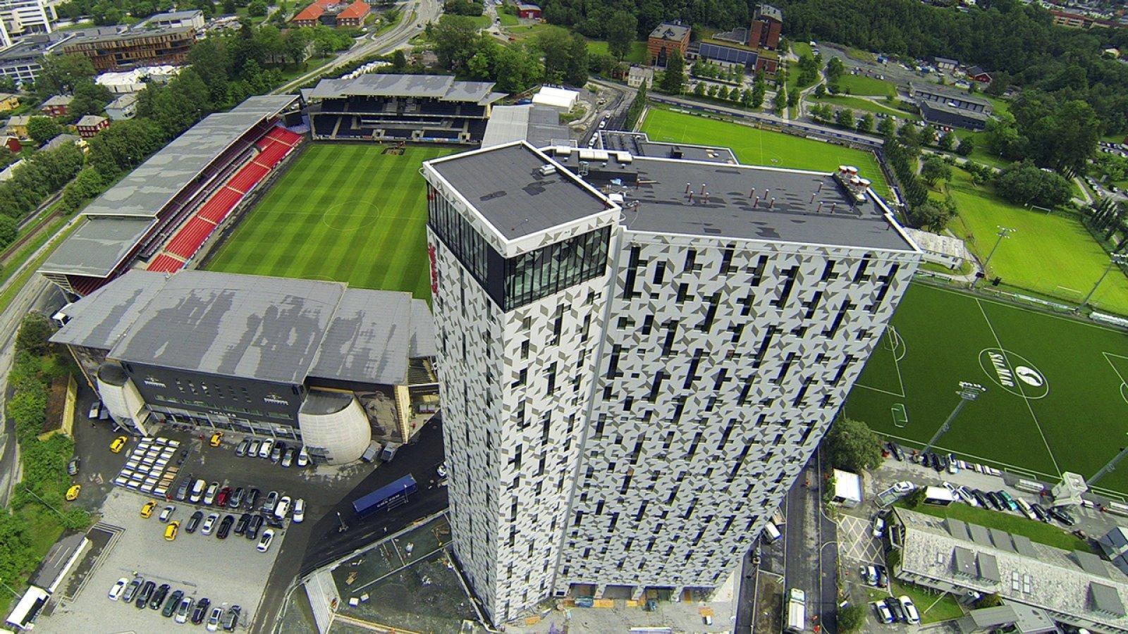 Rosenborg Trondheim Stadion