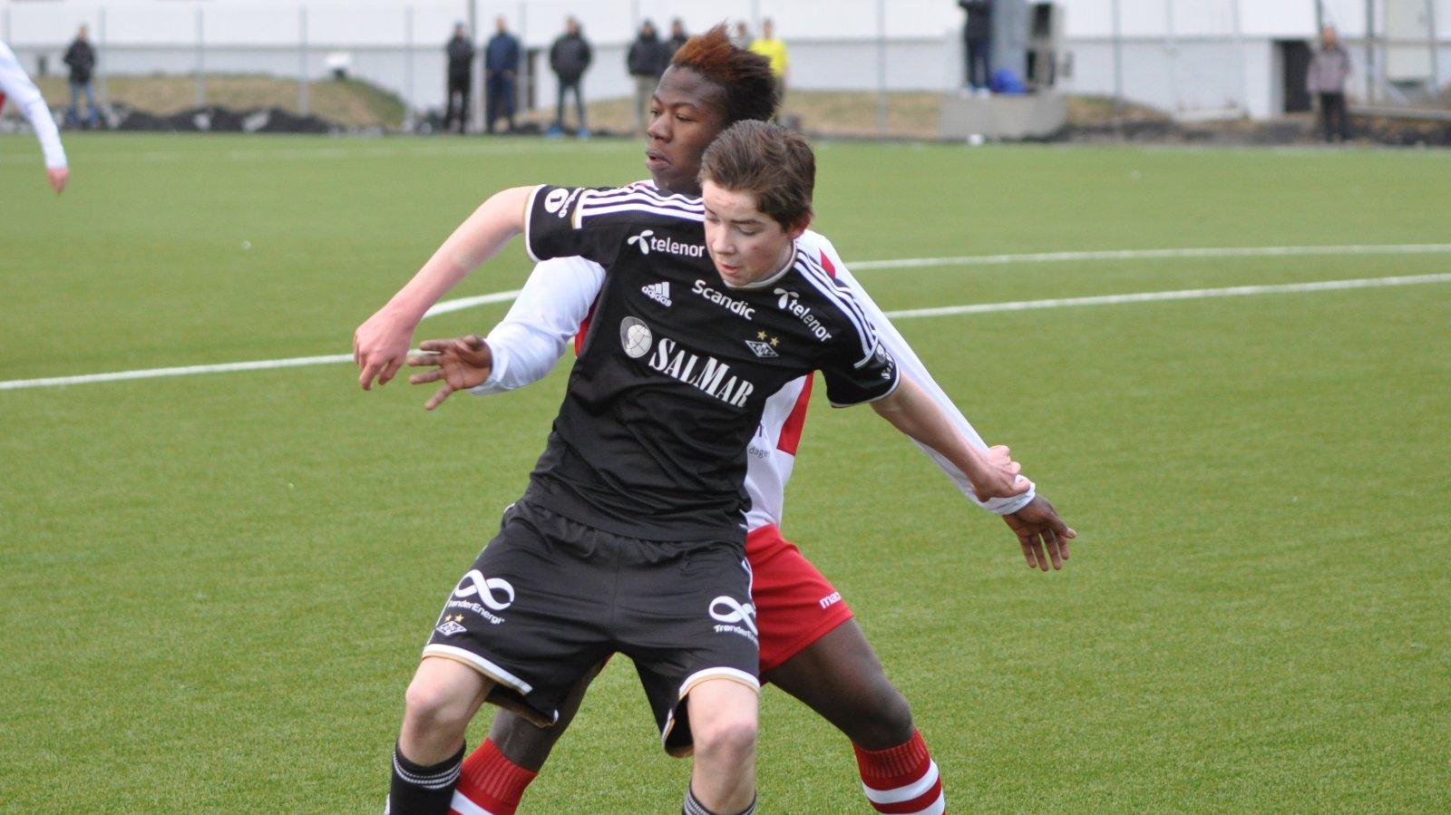 Patrick Strand U19