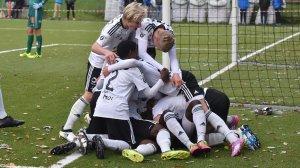 G16 jubel jubler mot Tromsø semifinale NM