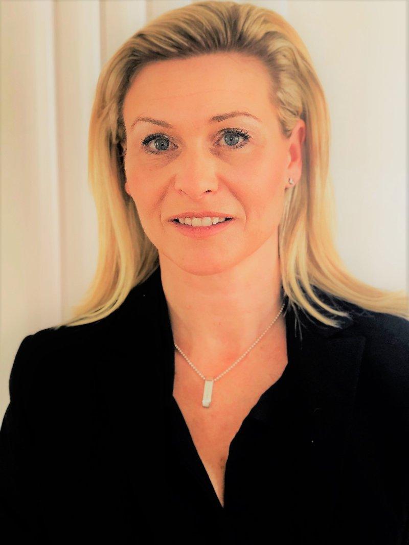 Elin Sundell Nilsson, Sports Marketing Director adidas Nordics. Foto: adidas