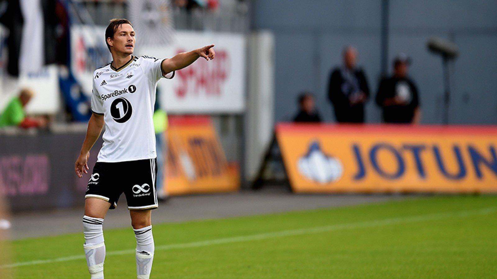 Lædre Bjørdal debut mot Sandefjord 26.07.2015