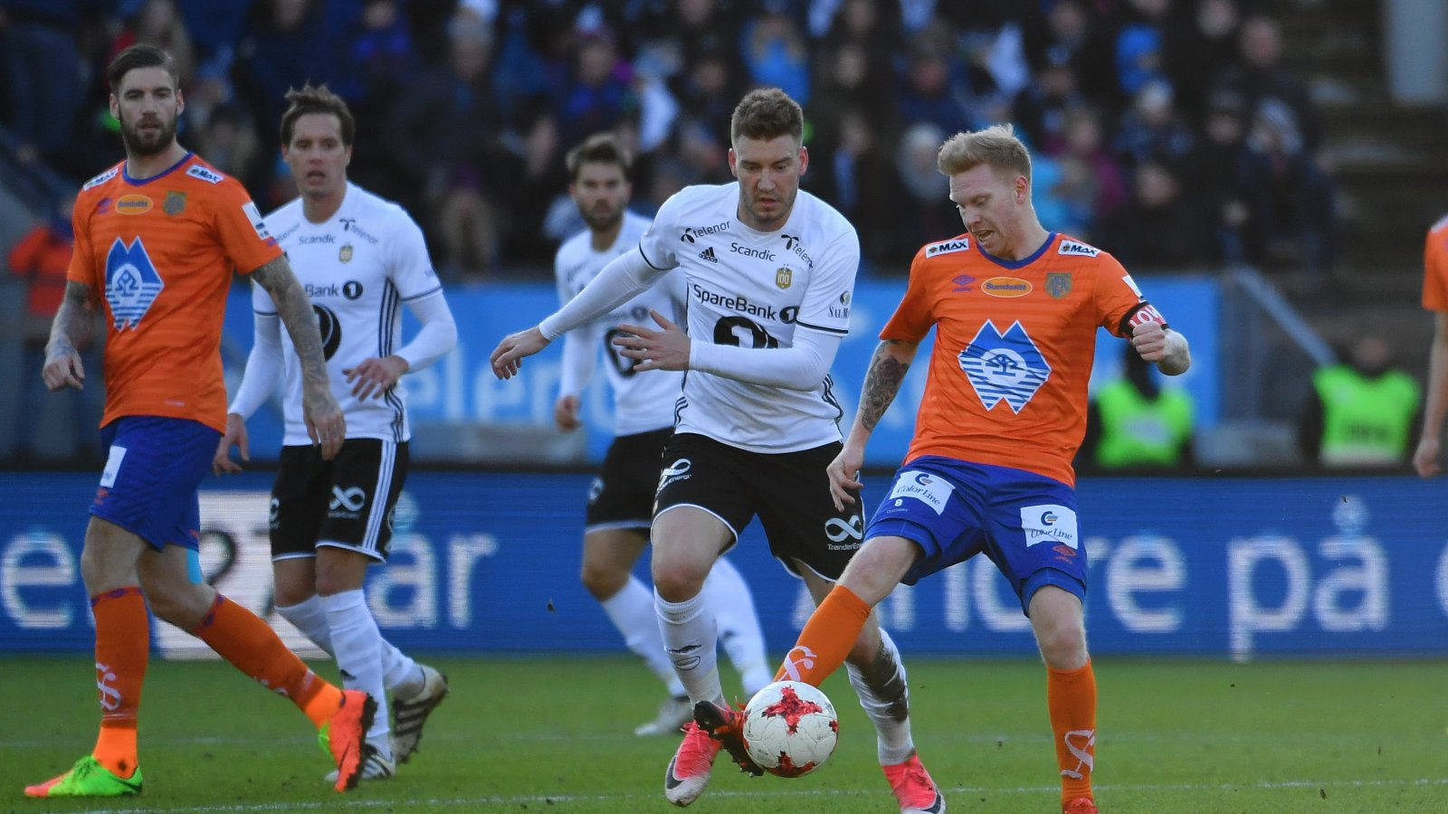 Nicklas Bendtner mot Aalesund