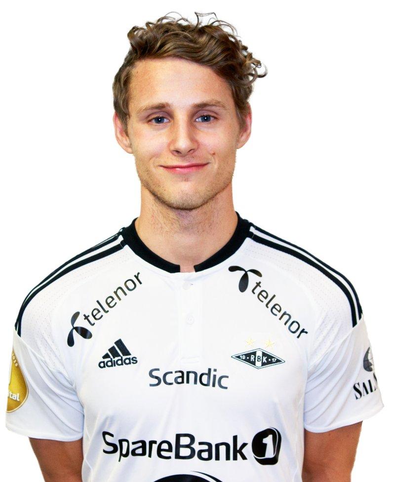 Vegar Eggen Hedenstad får drakt nr 2.