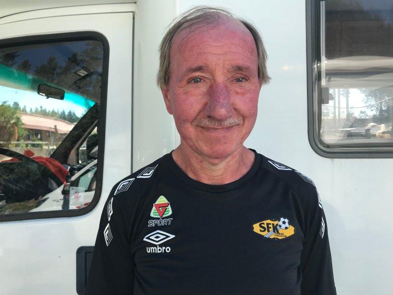 John Skjelvåg har gjort en strålende innsats for Steinkjer i en årrekke.
