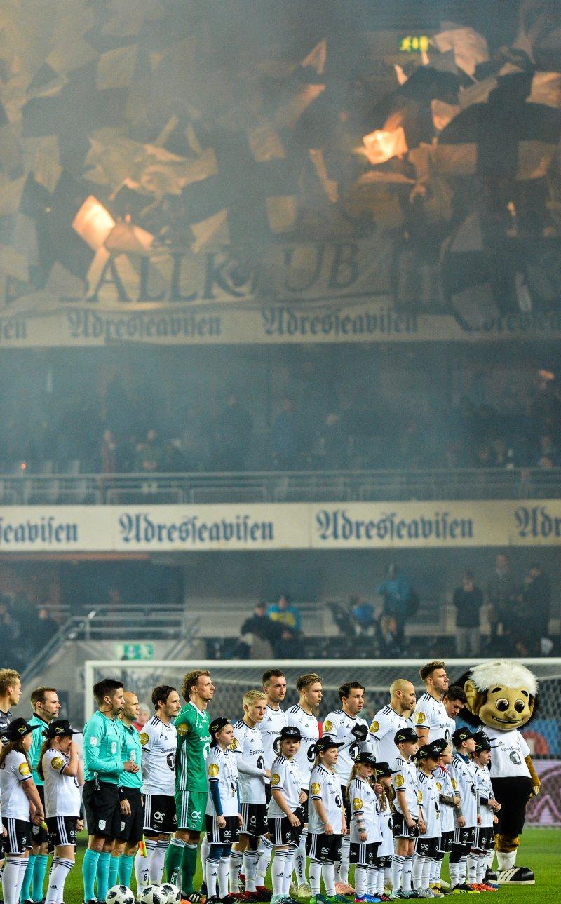 Kjernen satte standarden før kampen, og Rosenborg fulgte opp!