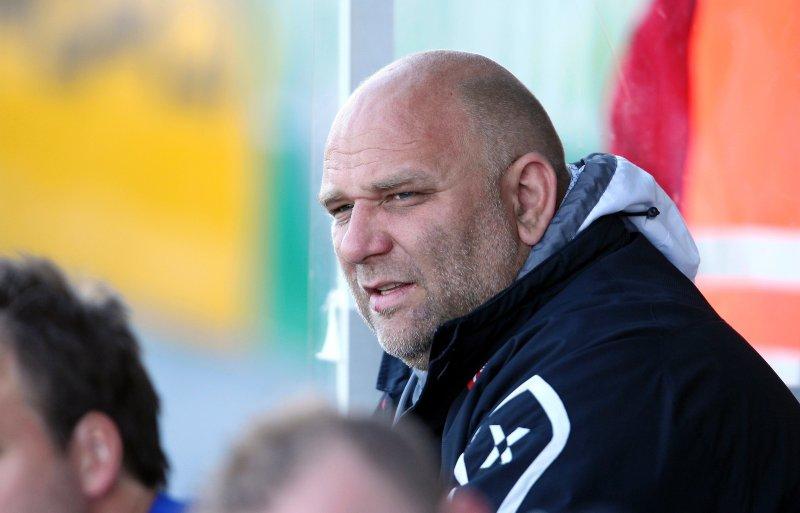 RBKs nye assistenttrener Karl Oskar Emberland.