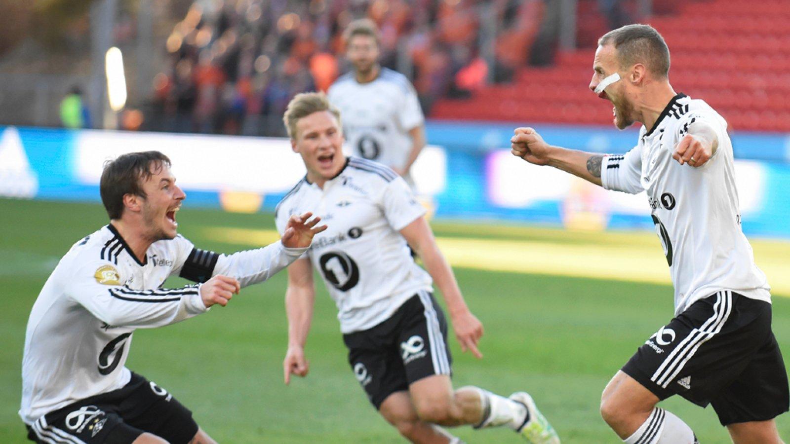 Tore Reginiussen har scoret mot Aalesund på 30-årsdagen