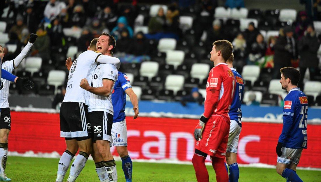 2xHOVLAND! Even Hovland headet inn to scoringer mot Ranheim!