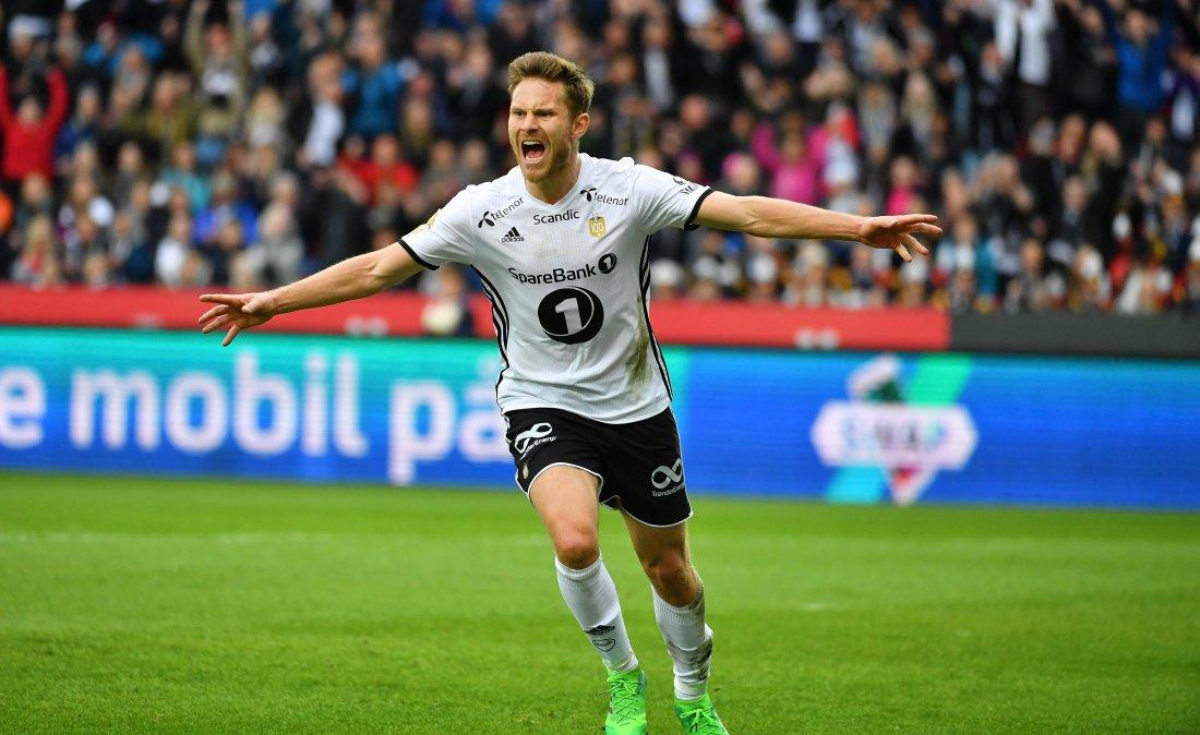 Matthias Vilhjalmsson mot Tromsø