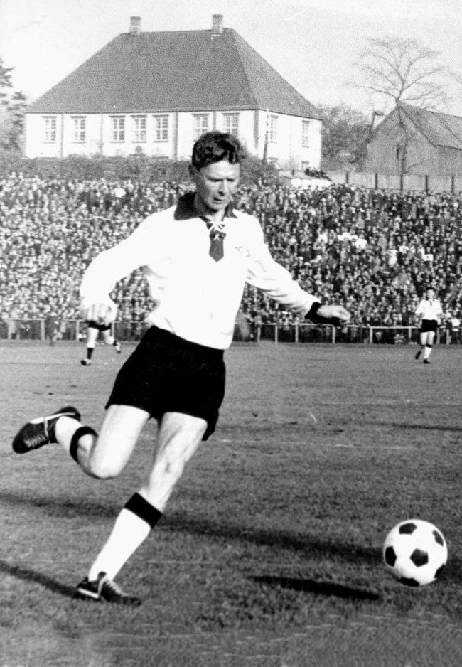 Tor Kleveland ble toppskårer i 1964, 65 og 66.